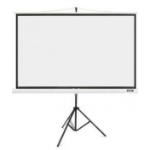 "Acer T82-W01MW projection screen White 2.1 m (82.5"") 16:10"