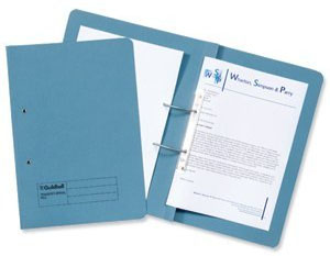 Guildhall 211/6000Z Blue folder