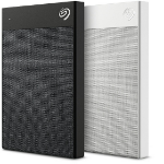 Seagate Backup Plus Ultra Touch external hard drive 1000 GB White