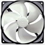 Noiseblocker eLoop B12-P Computer case Fan 12 cm White