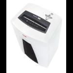 HSM Securio C18 1.9 x 15mm Cross shredding 58dB White paper shredder