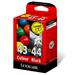 Lexmark 80D2966 (43XL+44XL) Printhead multi pack, 300+500 pg, Pack qty 2