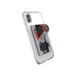 Speck GrabTab Basics Mobile phone/Smartphone Grey, Red Passive holder