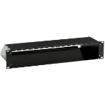 Black Box ACU5000A network equipment chassis 2U