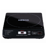 Nesco Portable Induction Cooktop Tabletop Electric induction Black