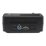 StarTech.com SDOCKU313E storage drive docking station USB 3.2 Gen 2 (3.1 Gen 2) Type-B Black