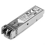 StarTech.com Gigabit glasvezel 1000Base-ZX SFP ontvanger module Cisco GLC-ZX-SM-RGD compatibel SM LC 70 km