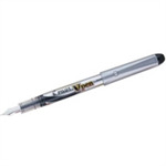 Pilot V-Pen Silver Black fountain pen
