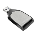 Sandisk Extreme Pro USB 3.0 Black,Grey card reader