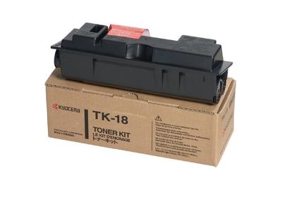 KYOCERA TK-18 Original Negro 1 pieza(s)