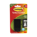 COMMAND 3M COMMAND MED PIC HANGING STRIPS BLK P4