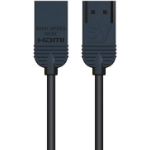 SY Electronics 1.5m Stealth Unique HDMI 2.0 18Gbps cable HDMI cable