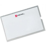 """Rexel Nyrexâ""""¢ A5 Card Holders 229x152mm Clear (25)"""