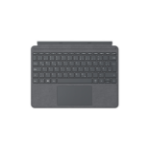 Microsoft Go Type Cover QWERTZ English Platinum