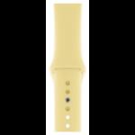 Apple MWUX2ZM/A smartwatch accessory Band Gelb Fluor-Elastomer