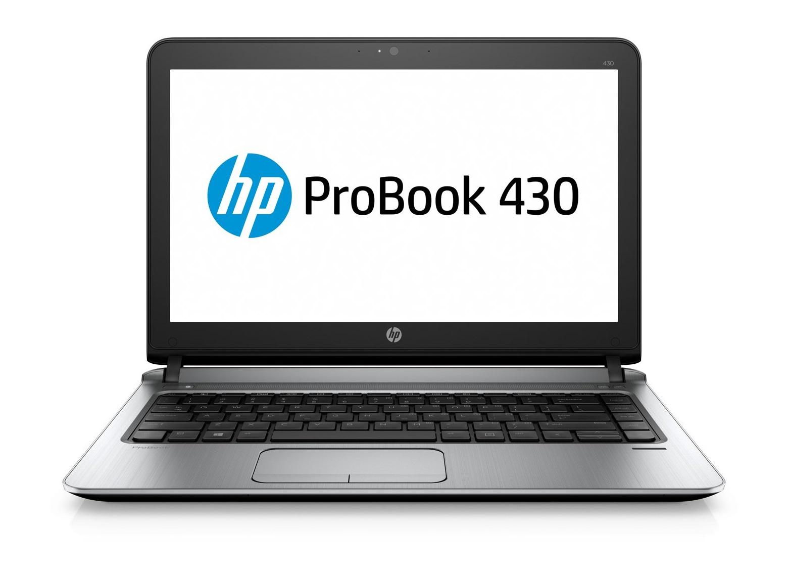 """HP ProBook 430 G3 i5-6200U 13.3"""" 1366 x 768pixels Silver"""