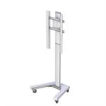 "PMV PMVSMARTKAPP42 flat panel floorstand 106.7 cm (42"") Portable flat panel floor stand White"