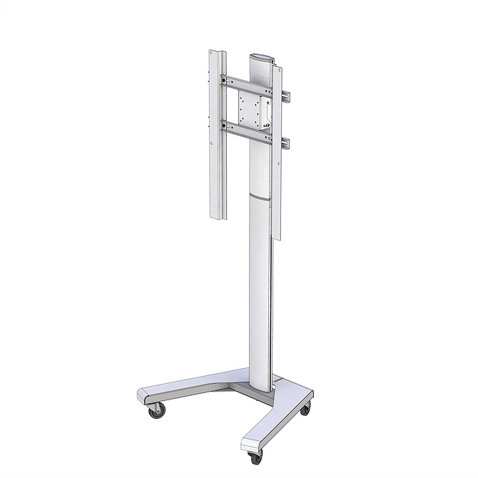 "PMV PMVSMARTKAPP42 flat panel floorstand 106.7 cm (42"") Portable flat panel floor stand White"