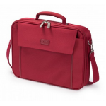 "Dicota D30920 notebook case 39.6 cm (15.6"") Briefcase Red"