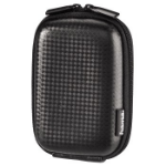 "Hama Camera Bag ""Hardcase Carbon Style 40 G"", black Black"