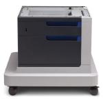 HP LaserJet Color 500-sheet Paper Feeder and Cabinet 500sheets