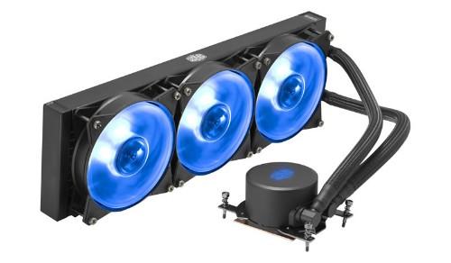 Cooler Master MasterLiquid ML360 RGB TR4 Edition liquid cooling Processor