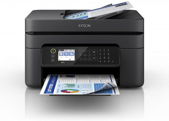 Epson WorkForce WF-2850DWF Inkjet 33 ppm 5760 x 1440 DPI A4 Wi-Fi