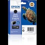 Epson C13T15714010 (T1571) Ink cartridge black, 26ml
