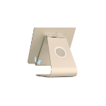 Rain Design mStand tablet plus Multimedia stand Gold