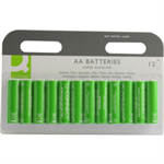 Q-CONNECT Q CONNECT AA BATTERY PK12