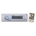 Pyle PLMR19W 200W White car media receiver