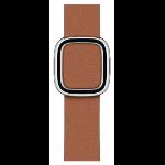 Apple MWRC2ZM/A accesorio de relojes inteligentes Grupo de rock Marrón Cuero