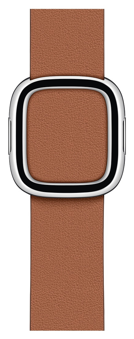 Apple MWRC2ZM/A smartwatch accessory Band Brown Leather