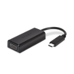 Kensington K33994WW video kabel adapter USB C VGA (D-Sub) Zwart