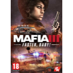 2K Mafia III Faster, Baby! PC PC DEU, ENG, ESP, FRE, ITA
