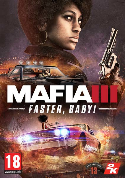 2K Mafia III Faster, Baby! PC Video game downloadable content (DLC) Deutsch, Englisch, Spanisch, Französisch, Italienisch