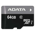 ADATA Micro SDXC 64GB 64GB MicroSDXC UHS Class 10 memory card