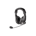 Trust Pulsar Headset Binaural Head-band Black headset