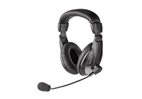 Trust Pulsar Headset Binaural Head-band Black headset