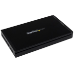 "StarTech.com USB-C Hard Drive Enclosure for 2.5"" SATA SSD / HDD - USB 3.1 10Gbps - for S251BU31REM"
