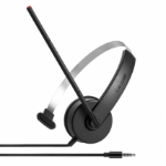 Lenovo Stereo Analog Headset Head-band Black
