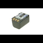 2-Power Camcorder Battery 7.4v 1400mAh