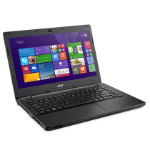"Acer TravelMate P246-M-P4DP 1.7GHz 3556U 14"" 1366 x 768pixels Black Notebook"