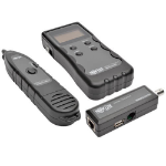 Tripp Lite T010-001-K Multi-Function Cable Tester with Wire Tracker (RJ45, RJ11, BNC, USB)