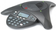 Polycom SoundStation2 teleconferencing equipment