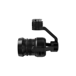 DJI ZENMUSE X5S gimbal camera 4K Ultra HD 20.8 MP Black