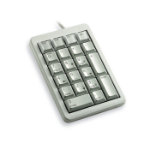 CHERRY G84-4700 KEYPAD Corded, USB, Light-Grey (UK/US)