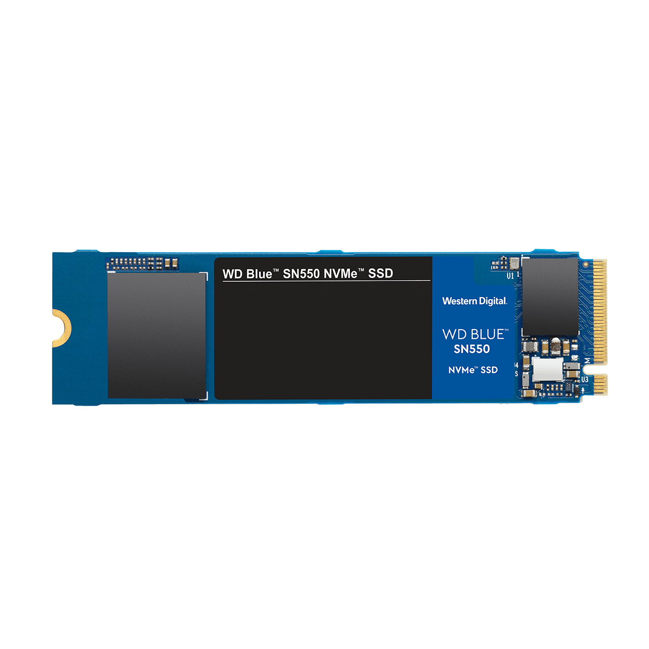 Western Digital WD Blue SN550 NVMe M.2 1000 GB PCI Express 3.0 3D NAND