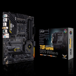 ASUS TUF GAMING X570-PRO (WI-FI) AMD AM4 X570 ATX Gaming Motherboard with PCIe 4.0, dual M.2, 2.5G Intel