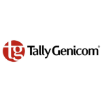 TallyGenicom 3A1600B22 Nylon black, 25000K characters